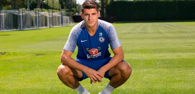 Alvaro Morata makes decision on Chelsea future – and reveals Blues' response