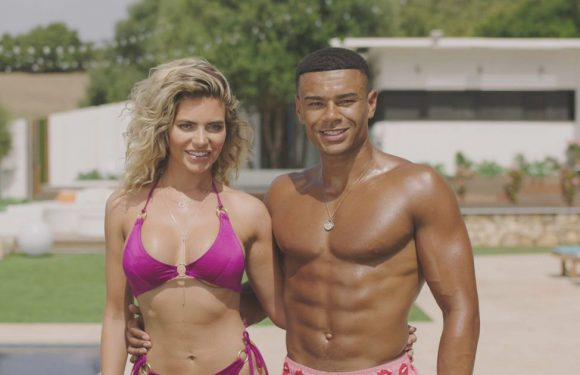 Love Island's Wes moves into Megan's flat and heads straight to the bedroom