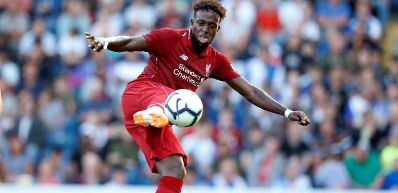 Liverpool 'prepared to loan forward' after dropping £26m price tag