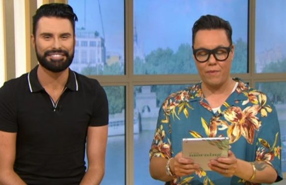 Gok Wan suffers blunder just seconds into This Morning presenting debut
