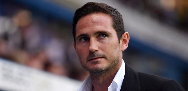 Frank Lampard's managerial career has already been slammed