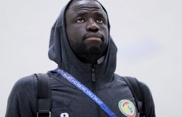 Cheikhou Kouyate so happy after sealing move to Crystal Palace from West Ham