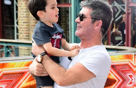 Simon Cowell's son Eric, 4, becomes world's youngest member of Soho House