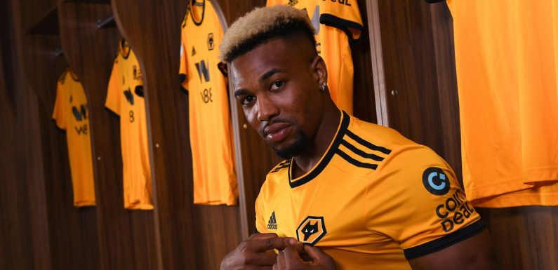 Adama Traore vows to help Wolves make a major Premier League impact