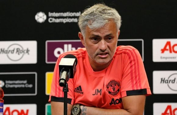 All of Jose Mourinho's complaints on Manchester United's pre-season tour