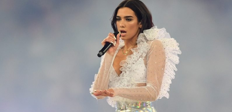 Dua Lipa's New Blonde Hair May Not Be Real, But That Doesn't Mean It's Not Cute AF