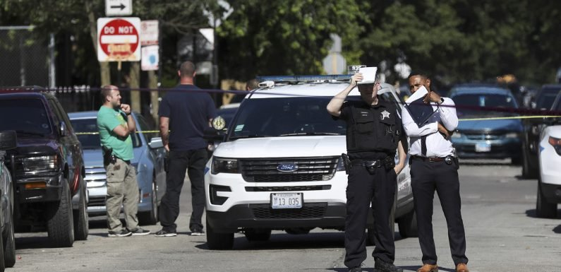 Bloody weekend in Chicago leaves 11 dead, 70 wounded