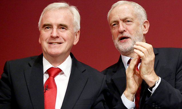 John McDonnell 'condemns Jeremy Corbyn over anti-Semitism scandal'