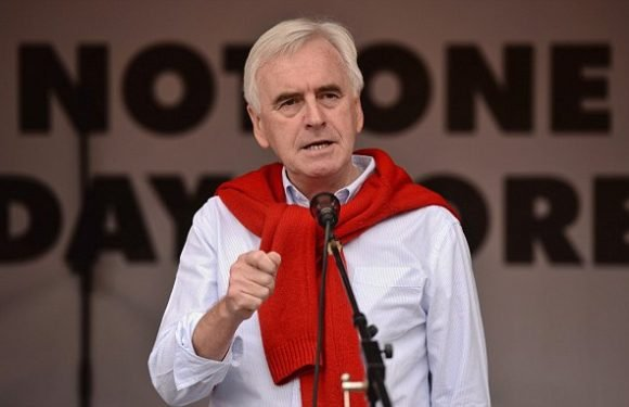 Labour set to endorse a universal basic income, John McDonnell says