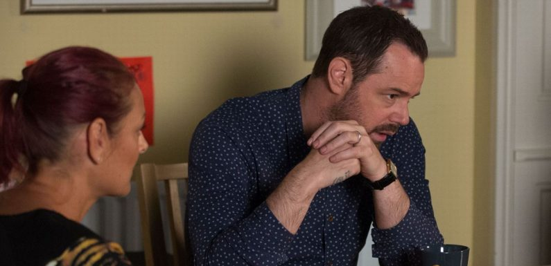 EastEnders' Stuart may get his comeuppance as another abuse victim comes forward