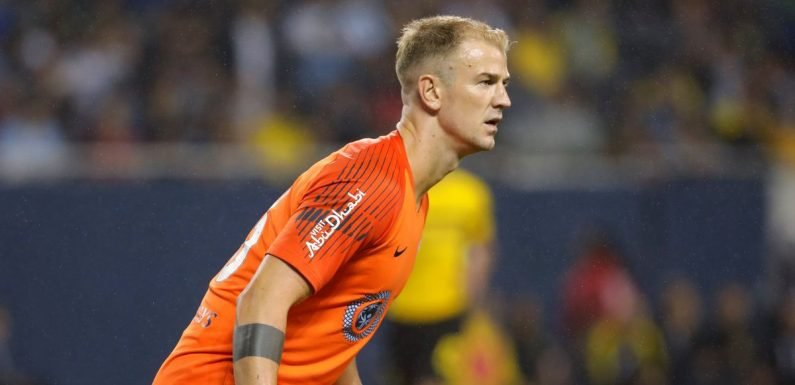 Joe Hart set for shock permanent switch to Premier League club