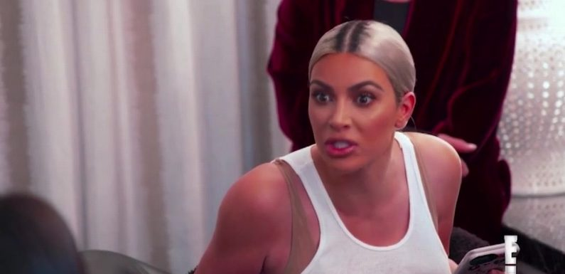 Kim Kardashian viciously savages sister Kourtney on photoshoot