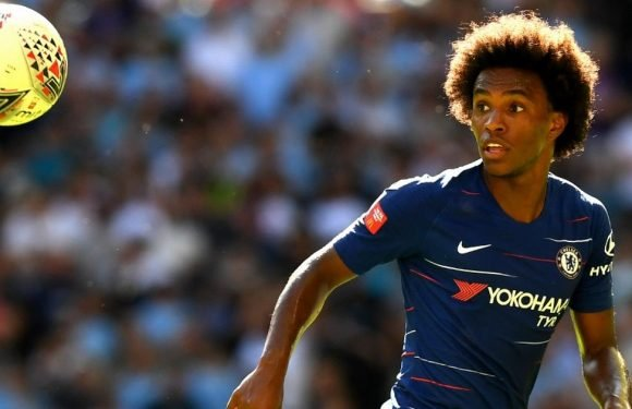 Willian makes public decision on transfer with Man United and Barcelona keen