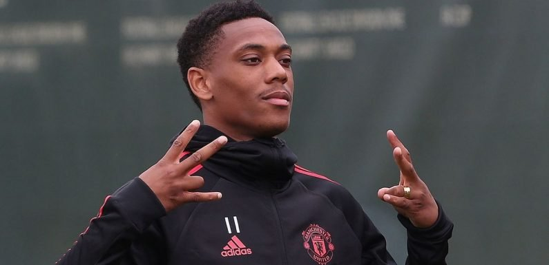 Twist in Anthony Martial saga could see him stay a Manchester United player