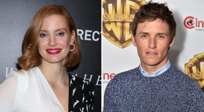 Jessica Chastain, Eddie Redmayne in Talks to Star in Thriller 'The Good Nurse'