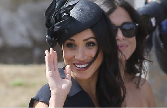 No Offense, but Meghan Markle Totally Stole the Spotlight at This Wedding