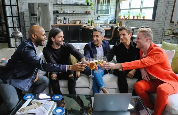 Here's What The 'Queer Eye' Fab Five Were Doing Before They Got Mega-Famous