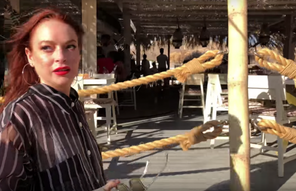 The First Trailer For Lindsay Lohan's MTV Reality Show Is Here & I've Never Been Happier