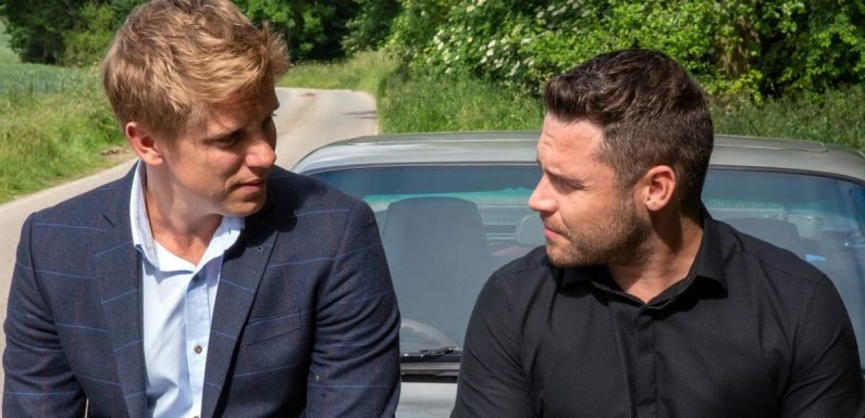 Heartwarming Emmerdale scenes reveal outcome of Robron's proposal