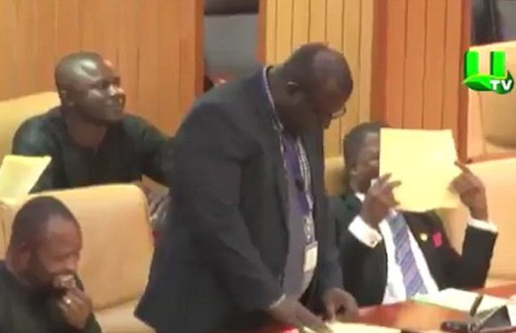 Ghana's parliament erupts in laughter over village named 'Wise Vagina'