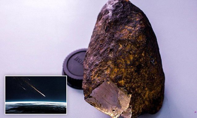 Siberian meteorite contains'new mineral harder than diamond'