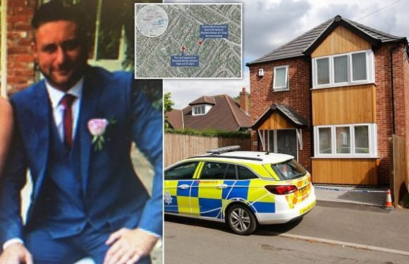 Hunt for 'road rage' suspect after motorist is found battered to death