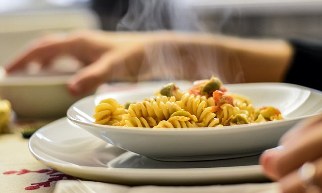 Eating high-fibre foods 'reduces stress levels'