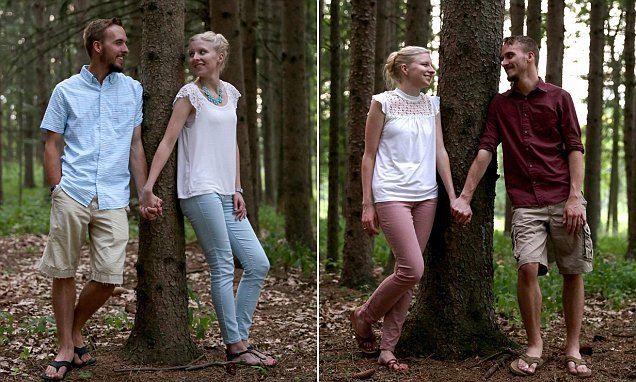 Identical twin brothers to marry identical twin sisters