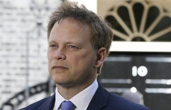 Tory chairman Grant Shapps quits tech firm