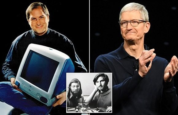 Apple becomes the first trillion dollar company in history