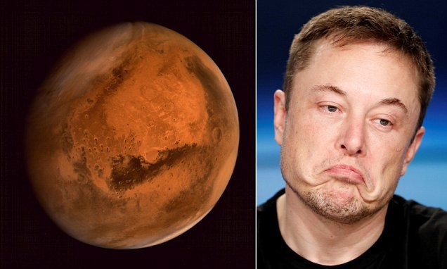 Colonising Mars is a terrible idea: UCL Scientist says