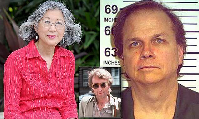 Wife of John Lennon's assassin reveals he TOLD her about his plans