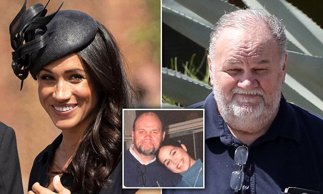 Is Meghan Markle planning a secret US reunion with her father?