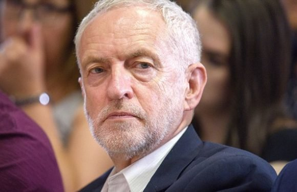 ANDREW PIERCE: Jeremy Corbyn is still putting his big left foot in it