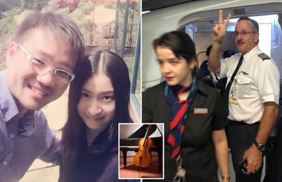 Musician booted off American Airlines flight because of her cello