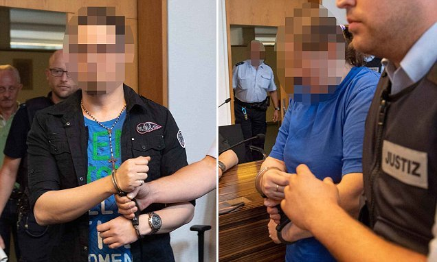Mother and husband raped son, 10, and sold him for sex on the internet