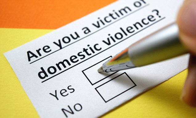 Human evolution 'favours domestic violence', say scientists