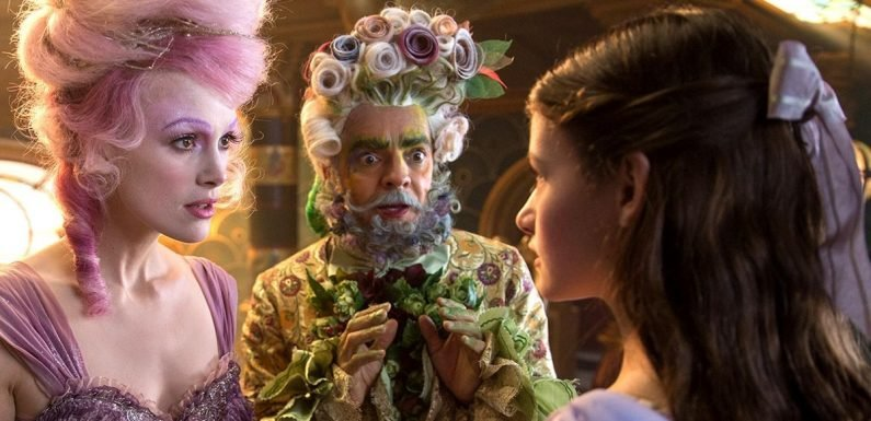 Disney's New 'Nutcracker & The Four Realms' Trailer Is More Than A Little Nuts