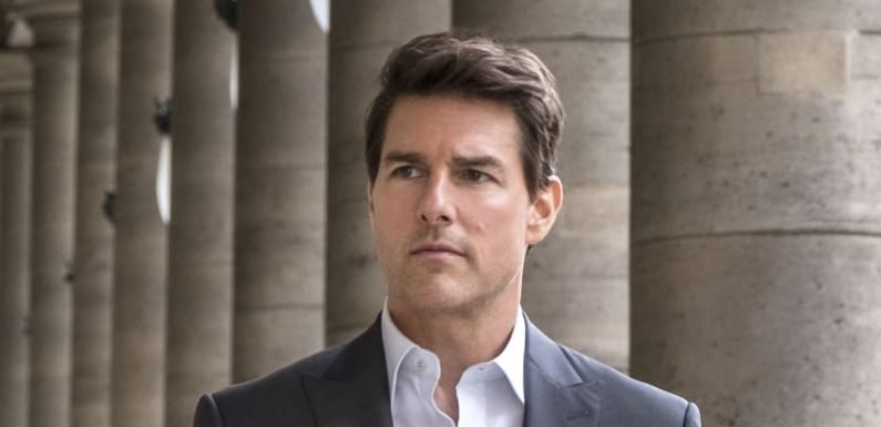 Tom Cruise? He's just plane crazy…