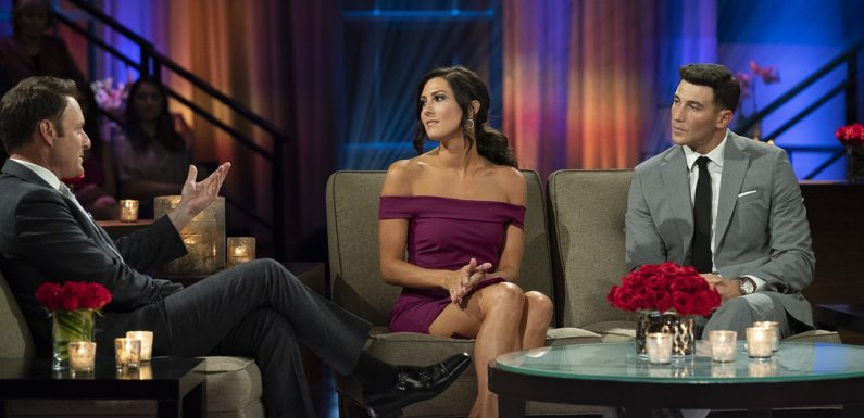 Blake's Instagram Post About Becca After The 'Bachelorette' Finale Is So Heavy
