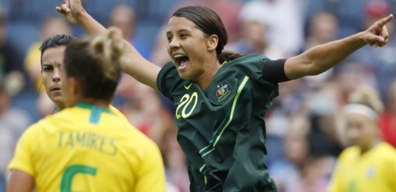 'You can't be what you can't see': Canberra's vision for women's sport
