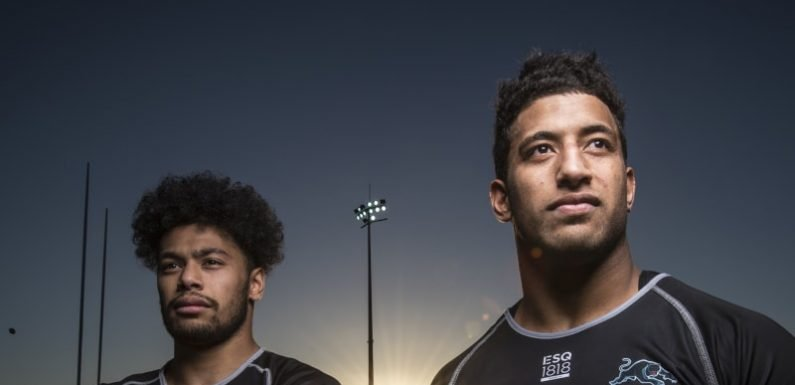 Fijian 'beauty and the beast' helping Panthers to new heights