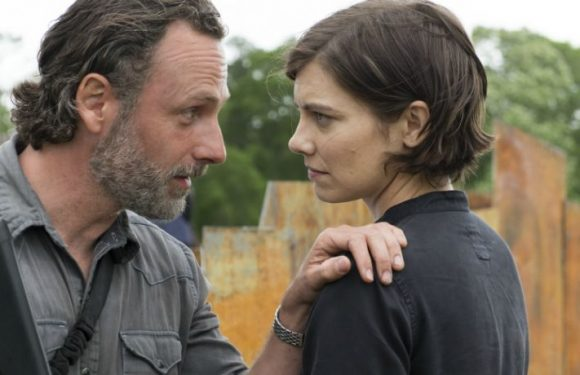 'The Walking Dead': Rick And Maggie's Feud Will Spill Out Into Season 9, According To Lauren Cohan