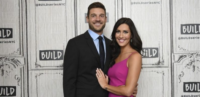'Bachelorette' Stars Becca & Garrett Share Tidbits On 'Live with Kelly and Ryan,' Joke About Her 'Special Move'