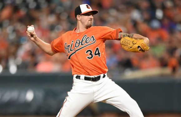 MLB Trade Rumors: Braves Agree To Deal With Orioles' Kevin Gausman In Final Hour