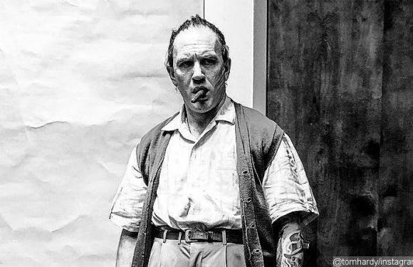 Tom Hardy Is Unrecognizable in Complete Transformation Into Al Capone for 'Fonzo'