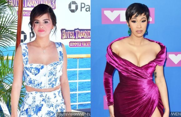 Selena Gomez Teases Upcoming Collaboration With Cardi B