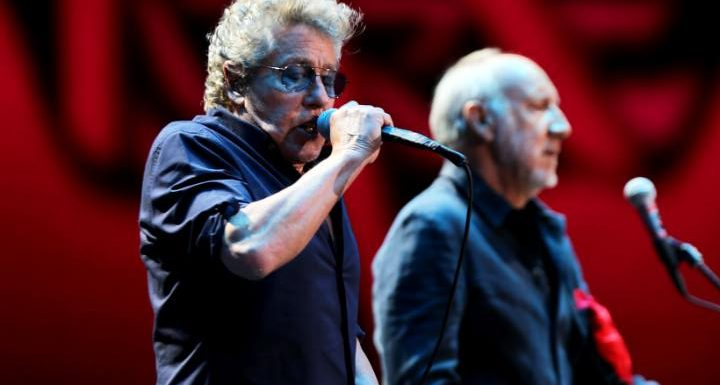 The Who's Roger Daltrey Briefly Kicked Out of Band After Fighting Bandmate