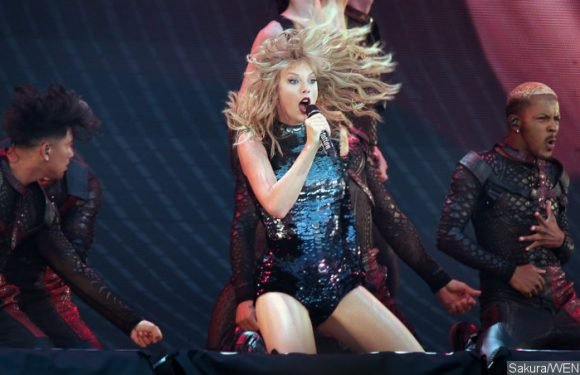 Taylor Swift Breaks Own Record for Highest-Grossing U.S. Tour by a Woman