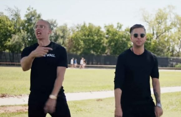 Logic Tackles Border Separation Policy in 'One Day' Music Video